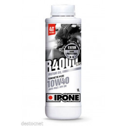 HUILE IPONE R4000RS 10W40 1L