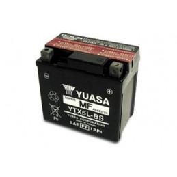 Batterie YUASA YTX5L-BS pour SUZUKI LT 80