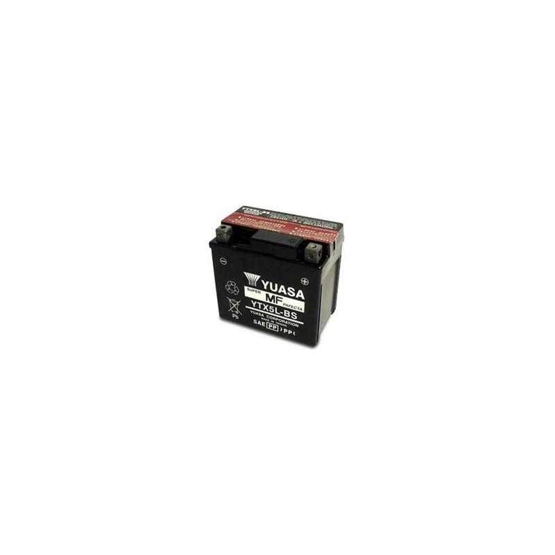 Batterie YUASA YTX5L-BS pour SUZUKI LT80