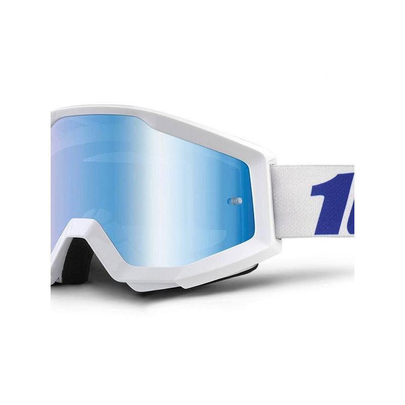 lunettes masque 100 strata equinox ecran miroir bleu. Black Bedroom Furniture Sets. Home Design Ideas