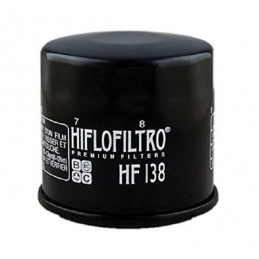 FILTRE A HUILE KYMCO MXU 450 HF138 HIFLOFILTRO