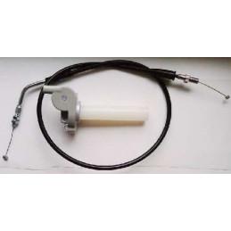 POIGNEE DE GAZ 350 RAPTOR 04/13 VORTEX + CABLE