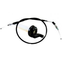 POIGNEE DE GAZ KFX 400 03/06 CR PRO + CABLE
