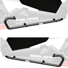 PAIRE DE Nerf Bar QUAD ALUMINIUM Silvertech pour HONDA TRX 450