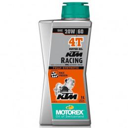 HUILE MOTOREX 20W60 KTM RACING 4T 1L