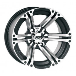 JANTE ARRIERE ALU ITP SS212 ALLOY MACHINED 14x8 3+5 4X110